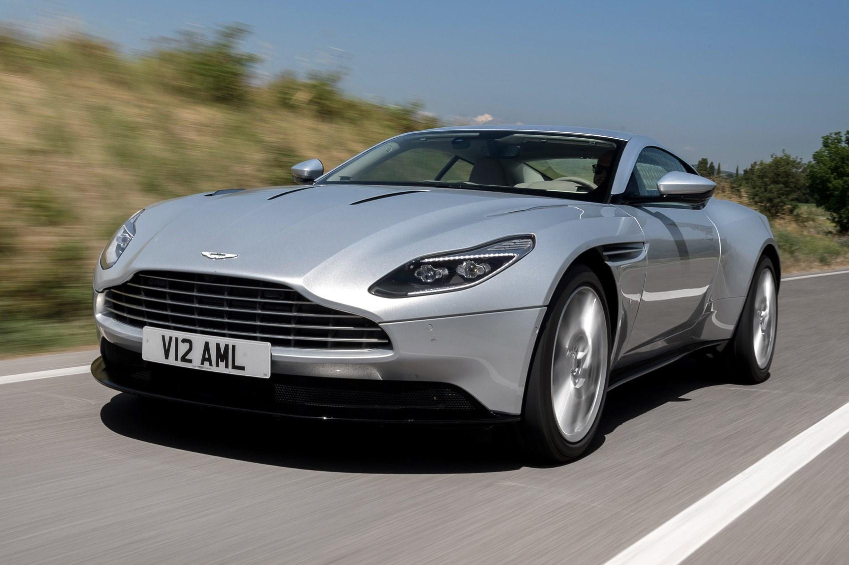 Aston Martin Vantage >> Aston Martin DB11 (2016) review by CAR Magazine