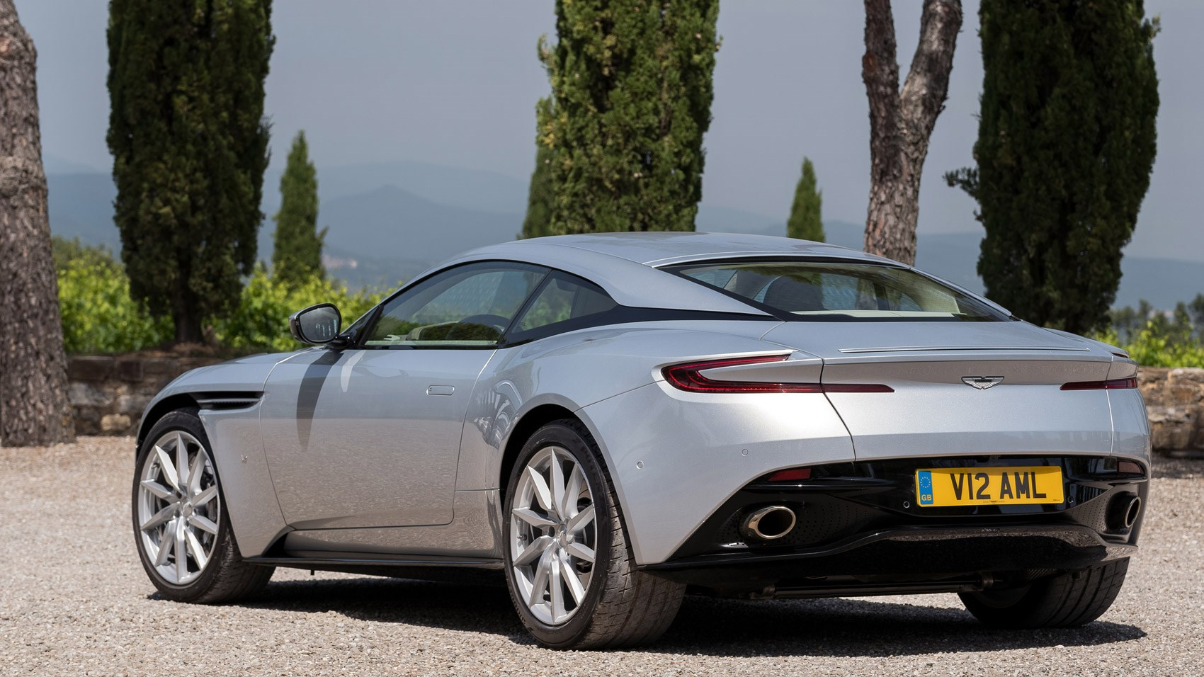 Aston Martin Db11 2016 Review By Car Magazine