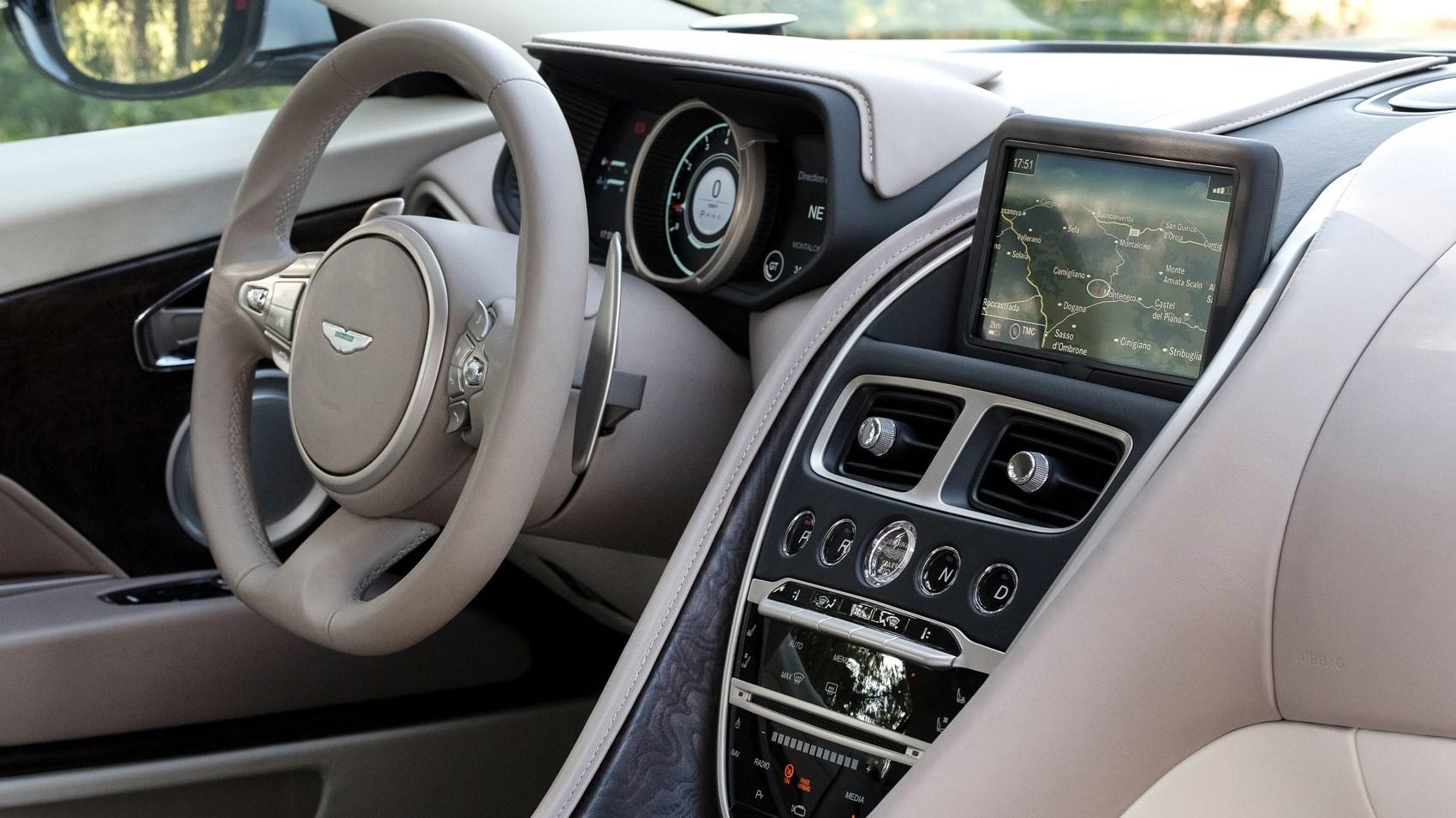 aston martin db11 (2016) review   car magazine