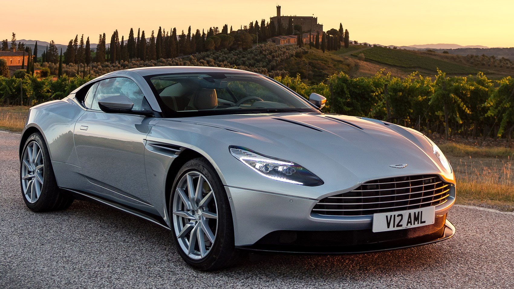 Aston Martin DB11 (2016) Review
