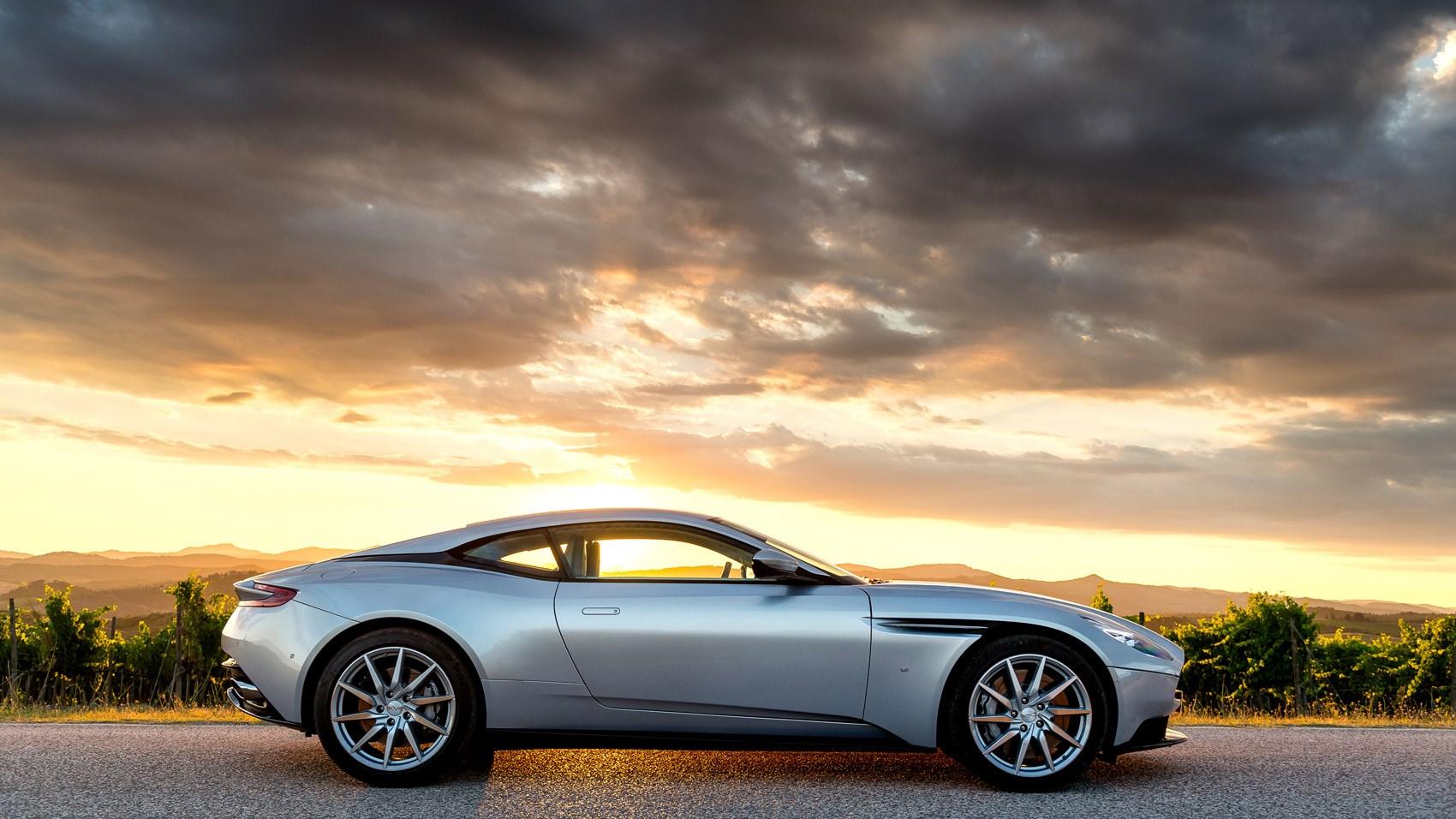 Jaguar Lease Deals >> Aston Martin DB11 (2016) review by CAR Magazine