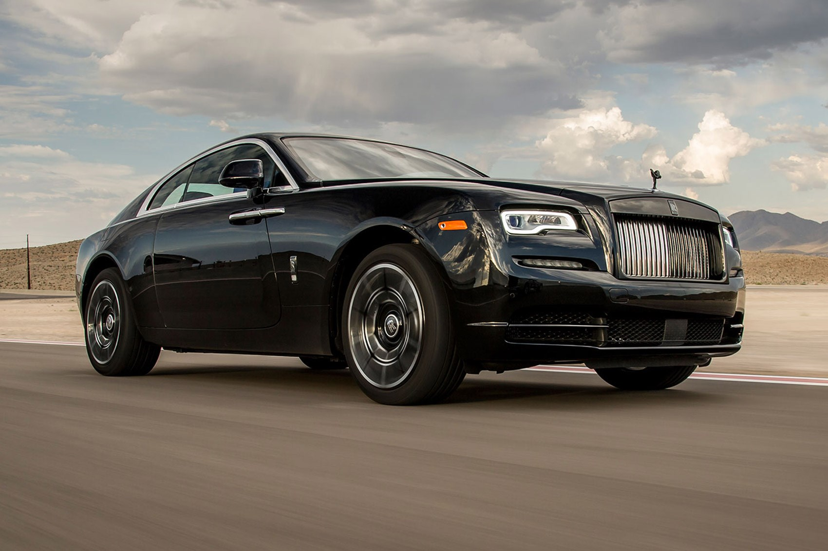 Rolls Royce Wraith Black Badge 2016 Review Car Magazine