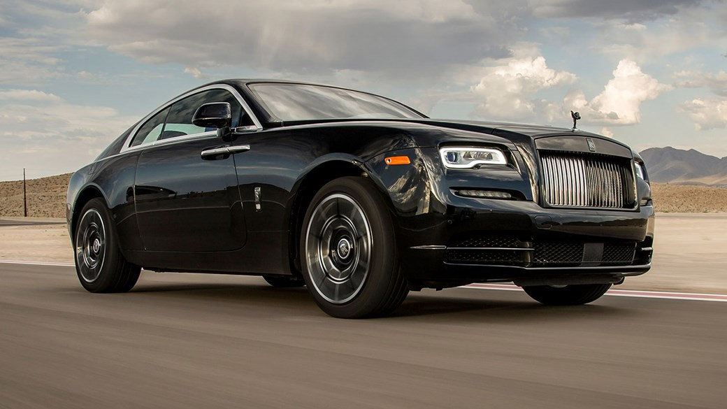 Rolls Royce Wraith Black Badge 2016 Review