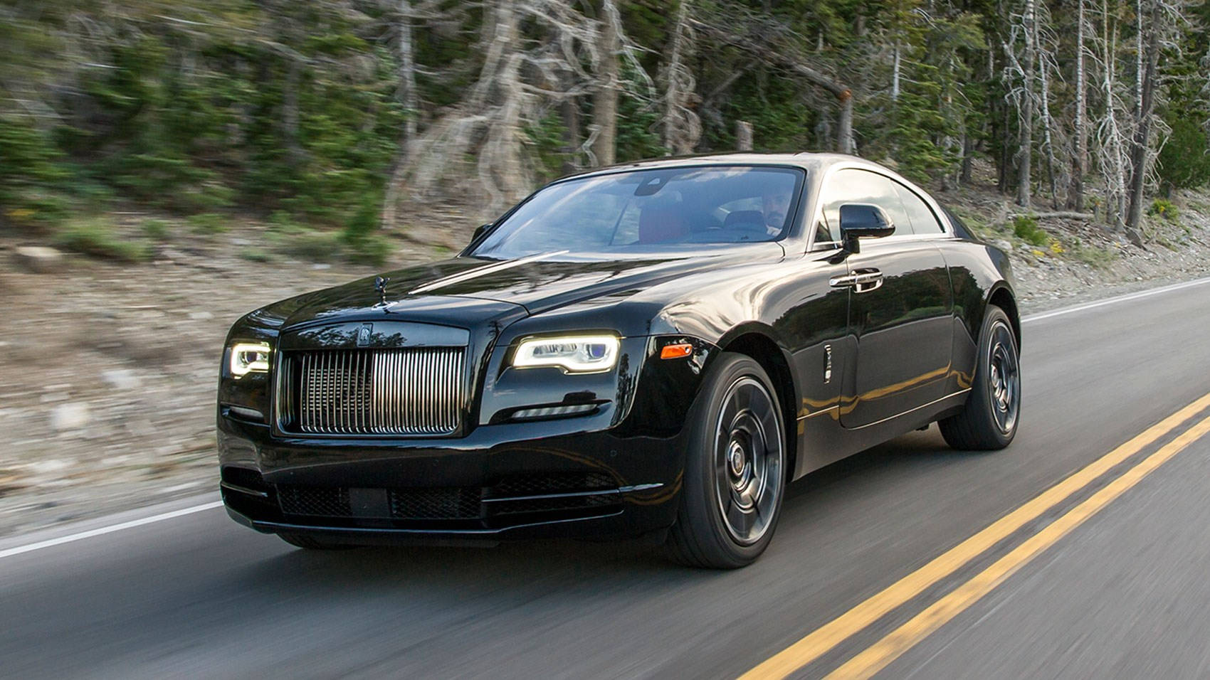 rolls royce wraith black badge 2016 review by car magazine. Black Bedroom Furniture Sets. Home Design Ideas