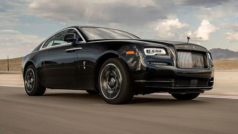 Rolls Royce Wraith Black Badge 2016