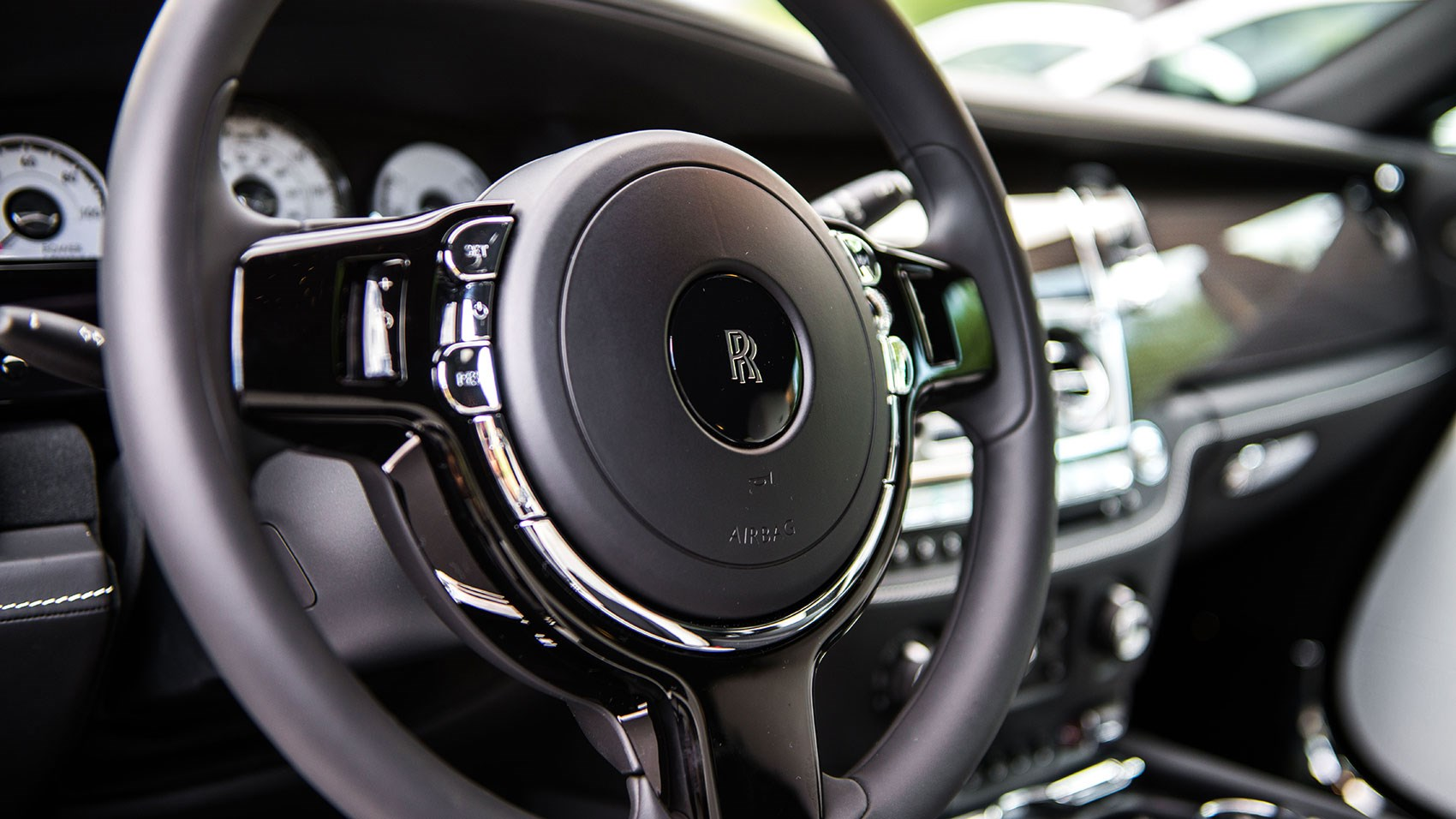 Rolls Royce Wraith Black Badge 2016 Review By Car Magazine