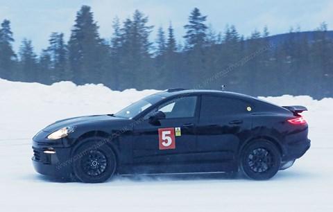 Audi'nin E-tron geçişi ile ikiye katlandı: elektrikli Porsche SUV