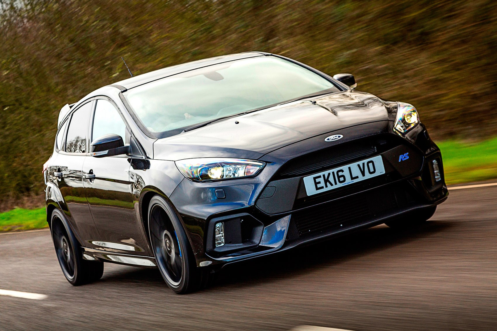 Mountune Tweaks Rs Upgrade Pack For New Ford Focus Launched