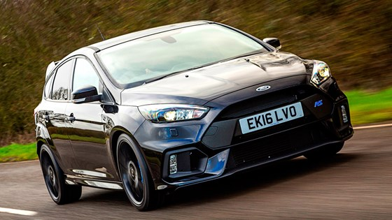 Mountune tweaks RS: upgrade pack for new Ford Focus RS launched