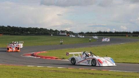 Radical SR1 Cup Snetterton 2016