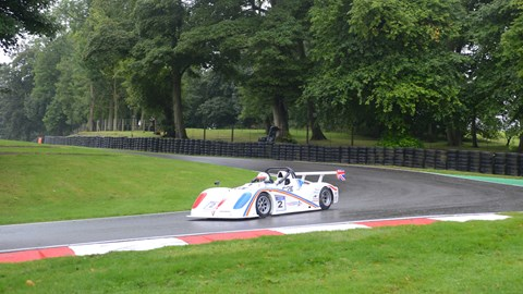 CAR's Radical SR1 at Cadwell Park 2016