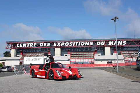 Radical RXC at Le Mans