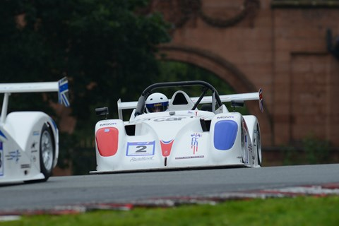 2016 Radical SR1 long-term test