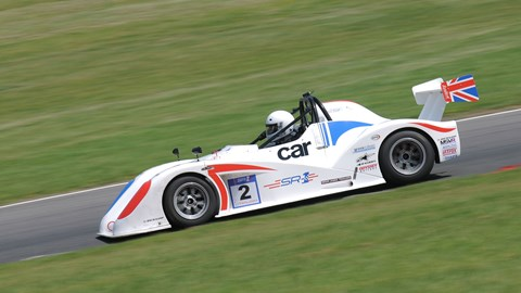 CAR magazine's Radical SR1