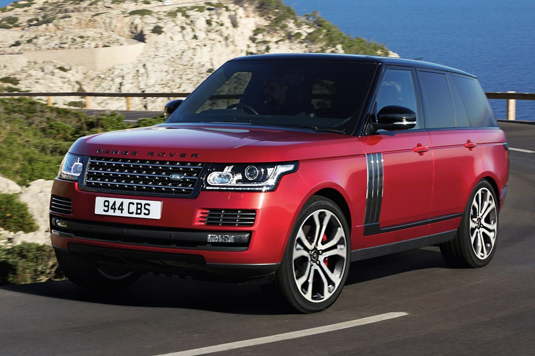 Range Rover 2019 adds new six-cylinder petrol engine - Car News   CarsGuide