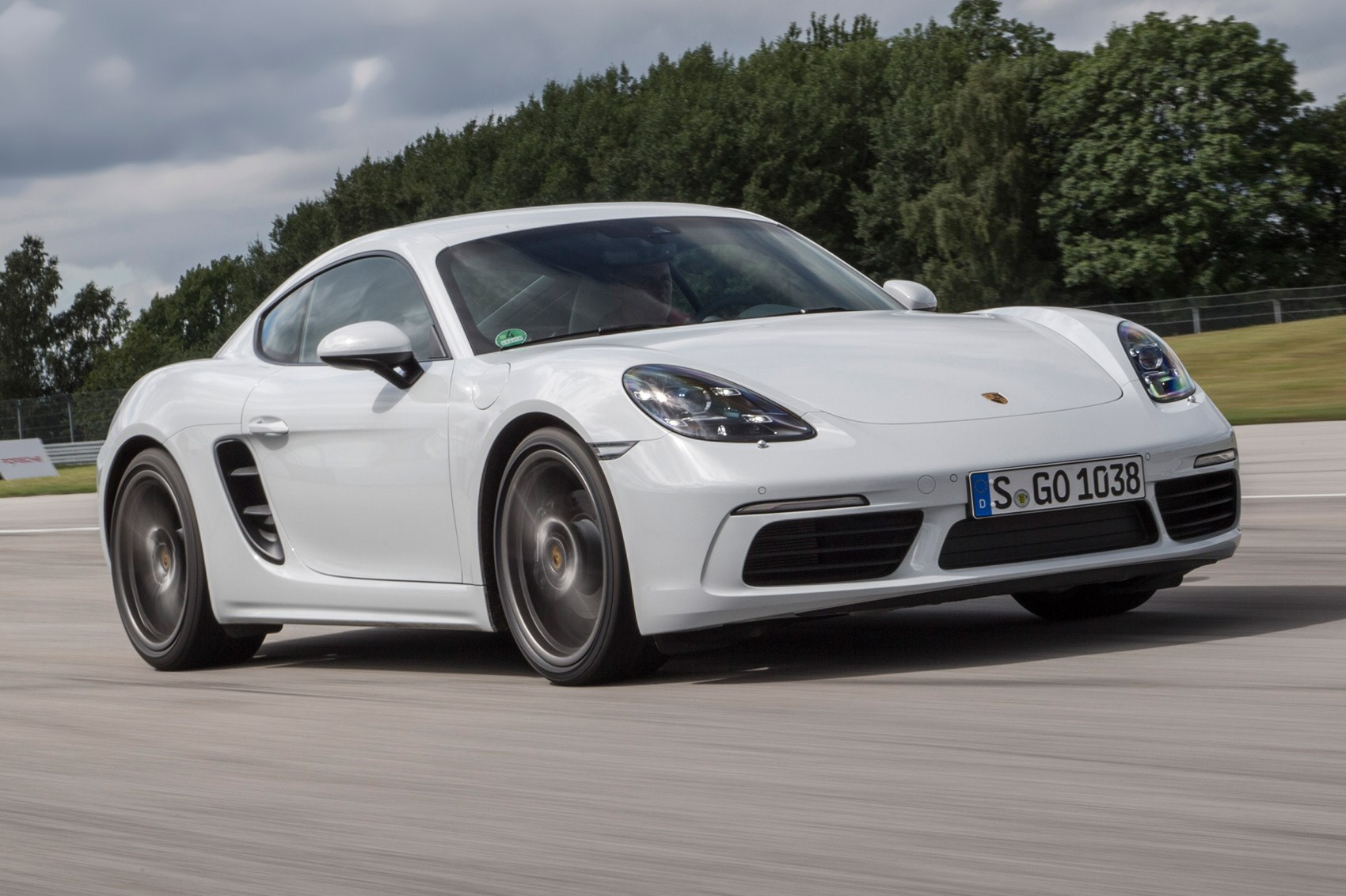 porsche 718 cayman 2016 review by car magazine. Black Bedroom Furniture Sets. Home Design Ideas