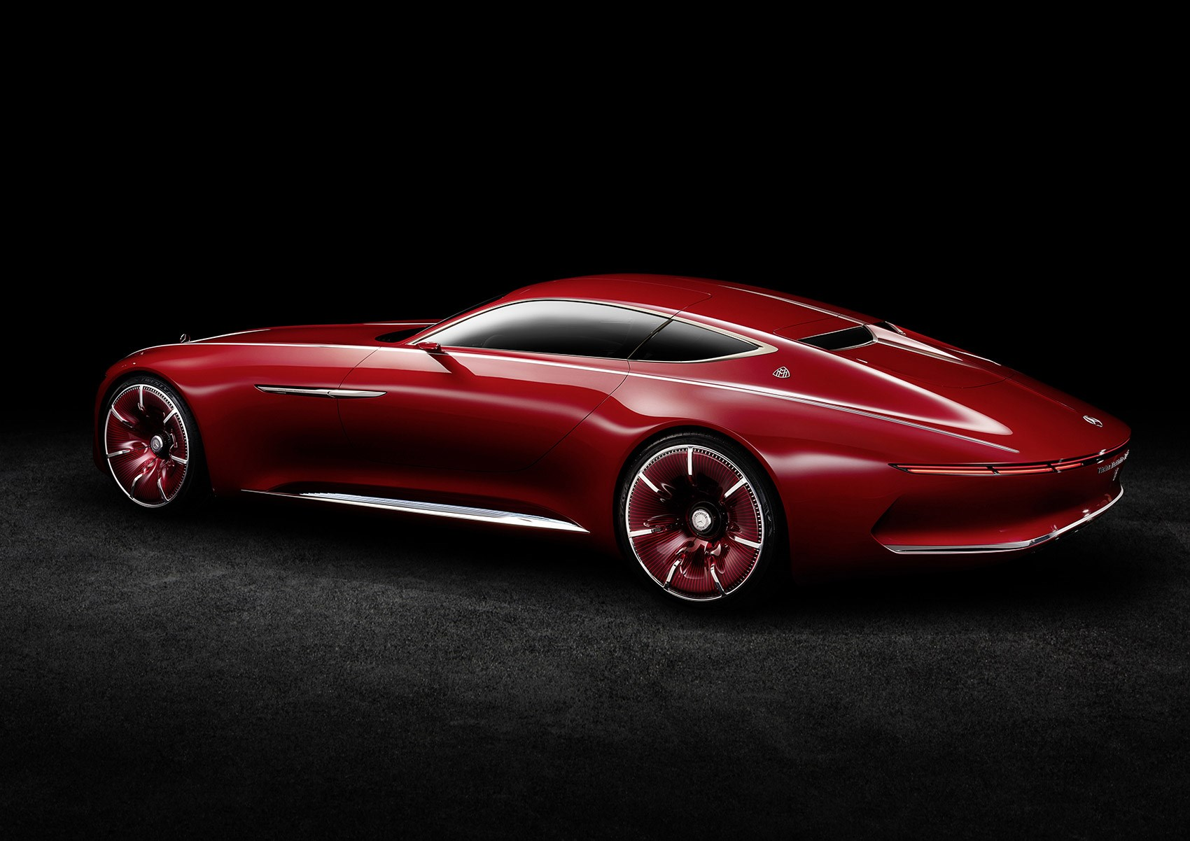 Vision mercedes maybach 6 news photos car magazine for Mercedes benz maybach 6 price