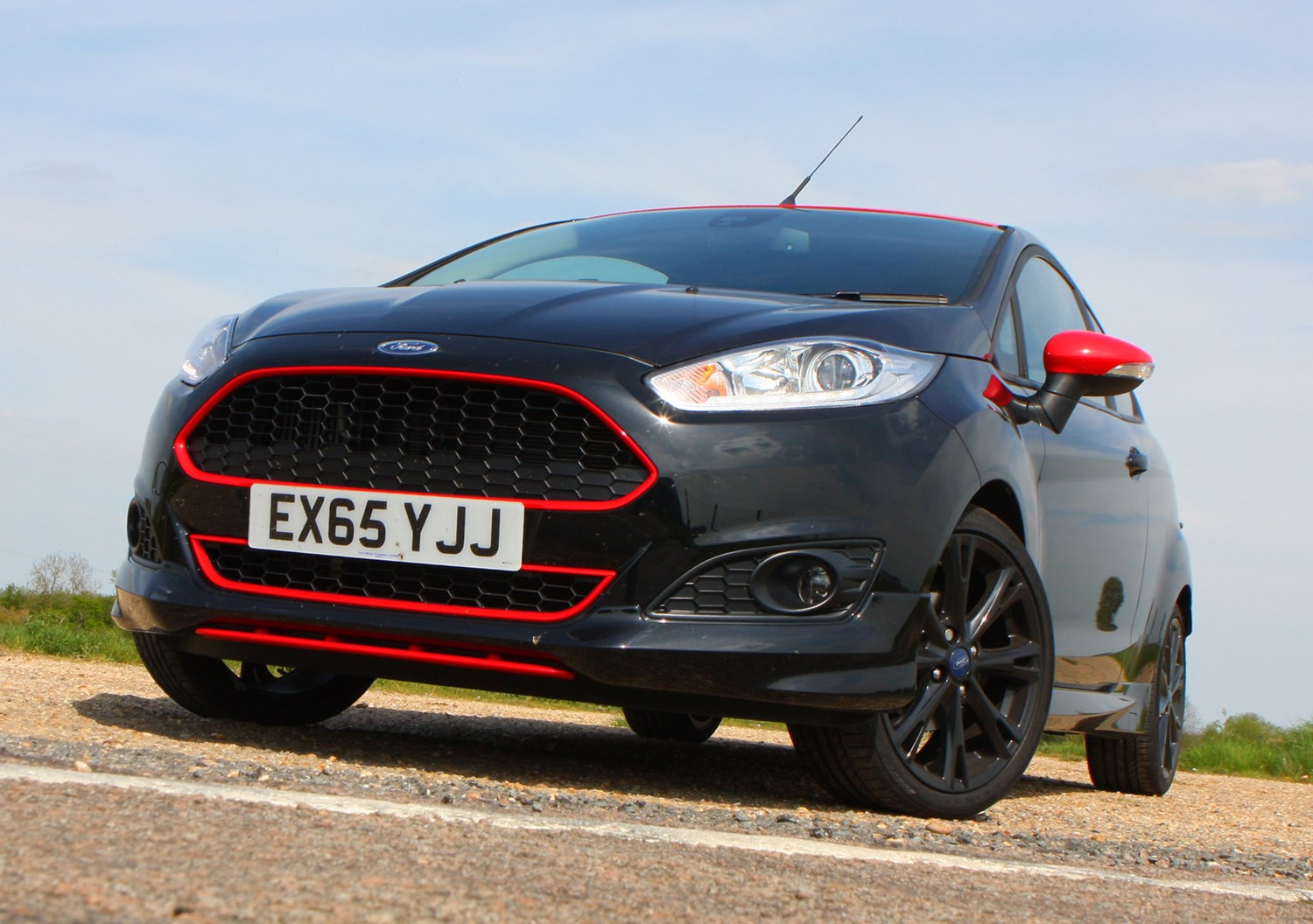 Ford Fiesta 1 0 Ecoboost 140ps St Line Black Edition 2016