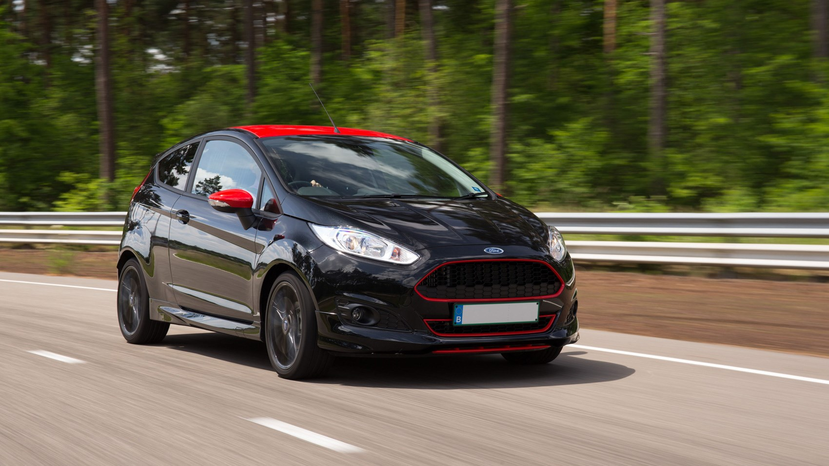 Ford Fiesta 10 Ecoboost 140ps ST Line Black Edition 2016 review