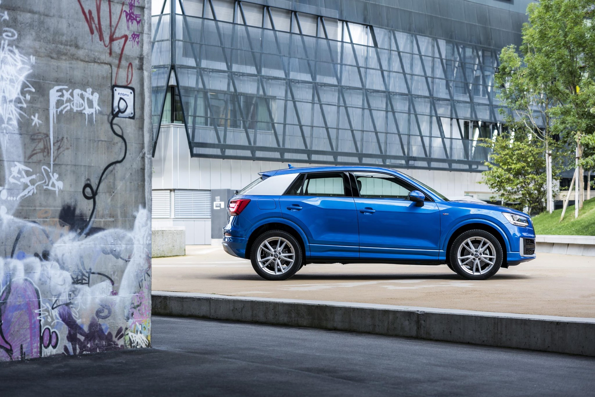 audi q2 prices announced baby crossover starts from 20k by car magazine. Black Bedroom Furniture Sets. Home Design Ideas