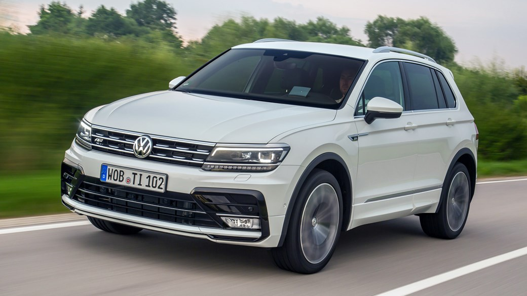2016 Vw Tiguan 2 0 Bitdi R Line Review