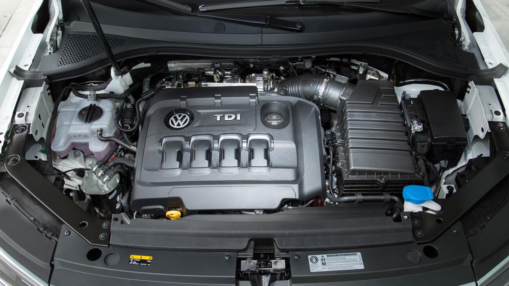 Vw Lease Deals >> VW Tiguan 2.0 BiTDI 240 4Motion R-Line (2016) review | CAR Magazine