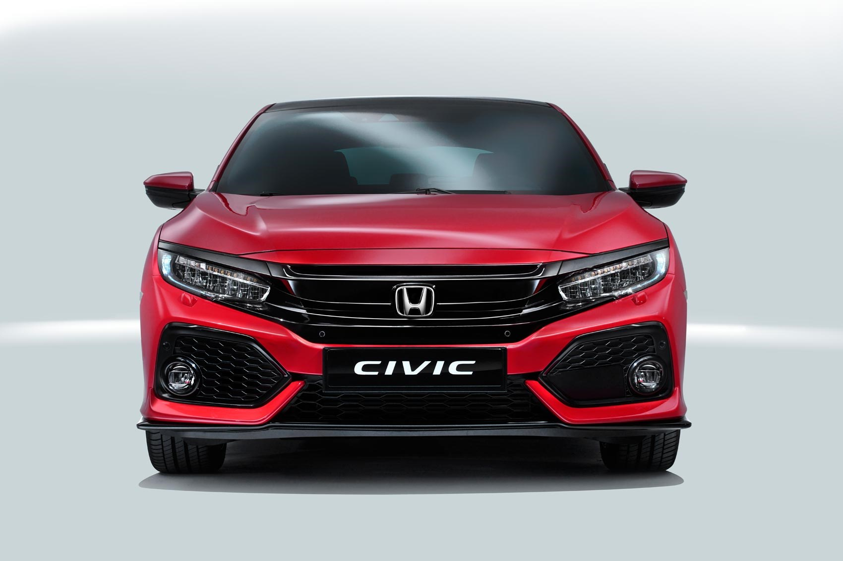 The New 2017 Honda Civic