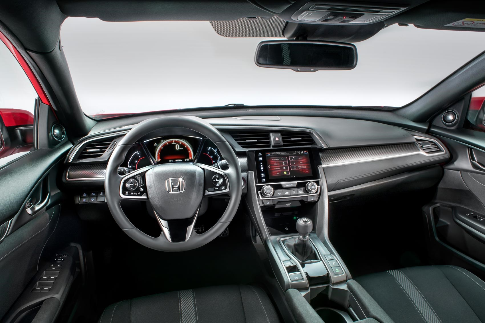 The New 2017 Honda Civic