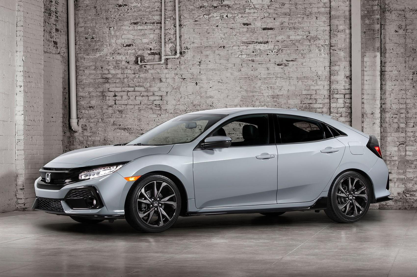 The New 2017 Honda Civic ...