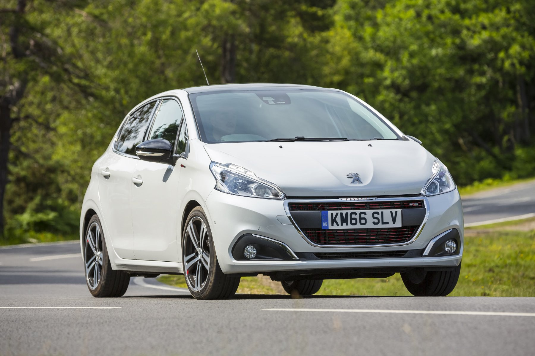Peugeot 208 1 2 Gt Line 2016 Review Car Magazine