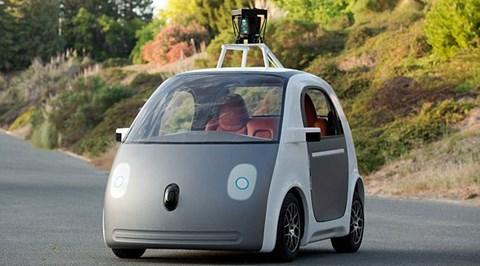 The Google autonomous car