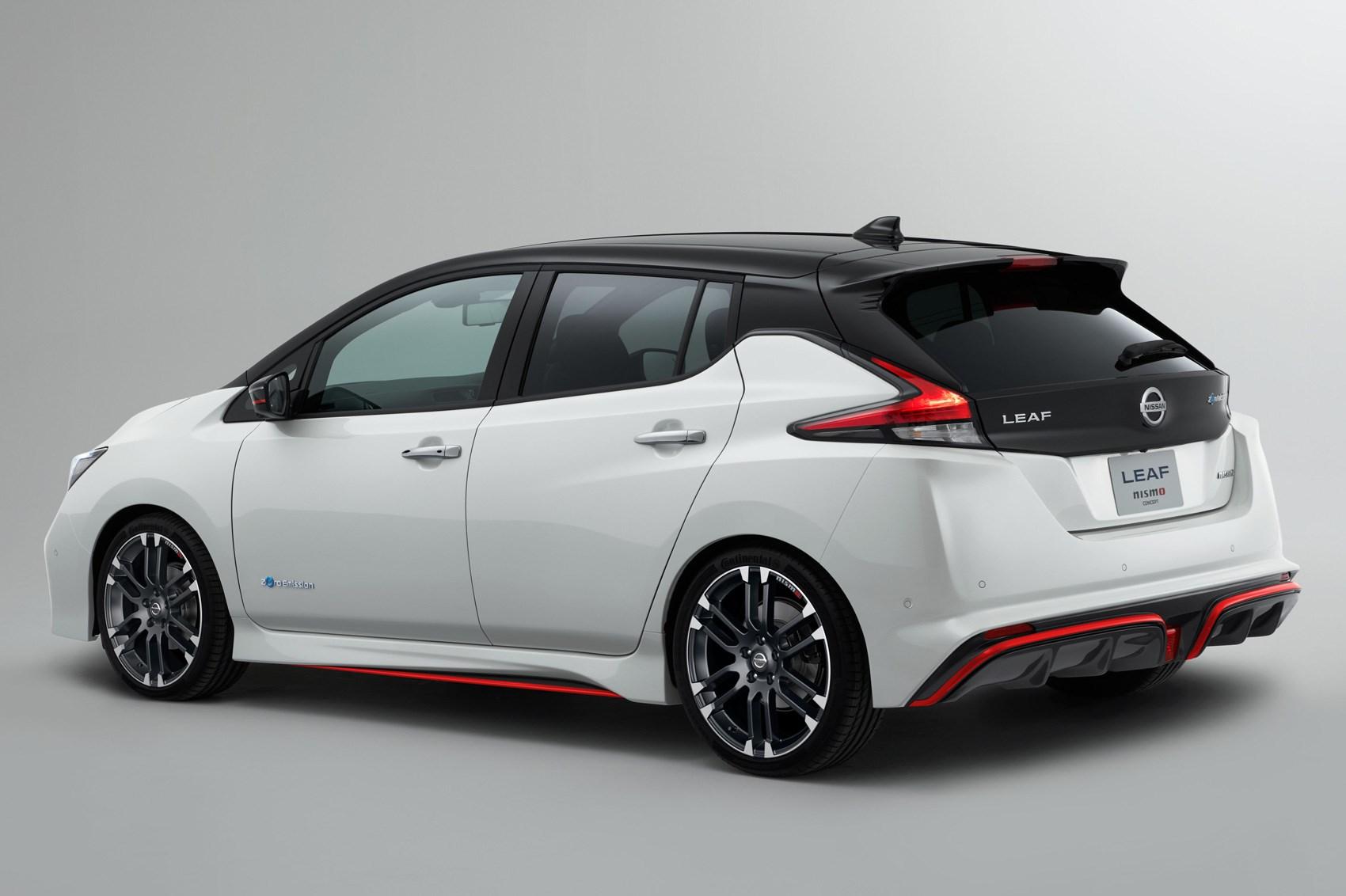 Nismo Nissan Leaf Concept Confirmed For 2017 Tokyo Show Car Magazine