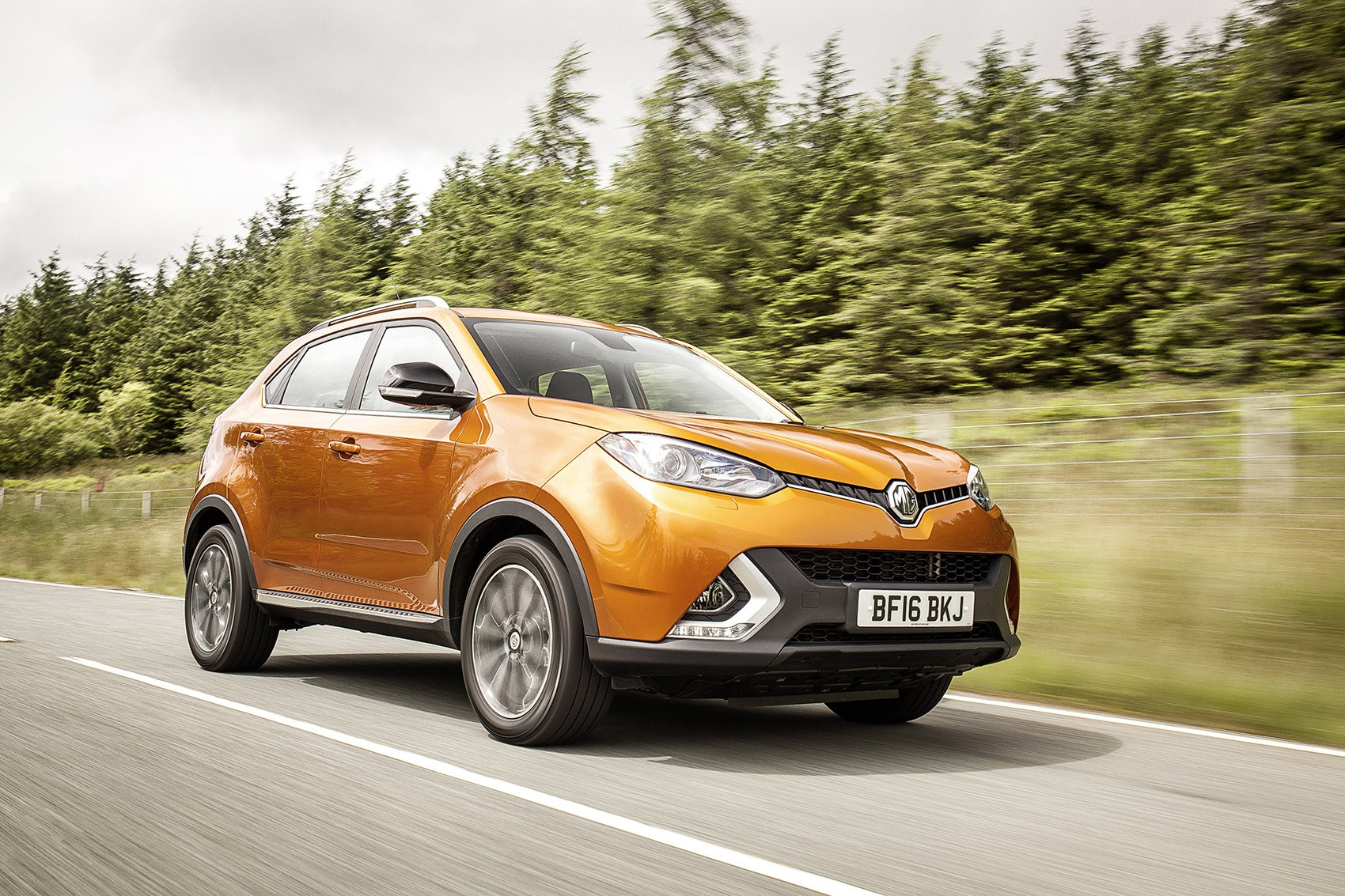 Mg Gs 15 Tgi Exclusive 2016 Review Car Magazine