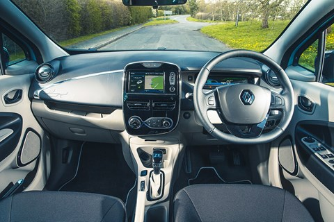 2016 Renault Zoe long-term test