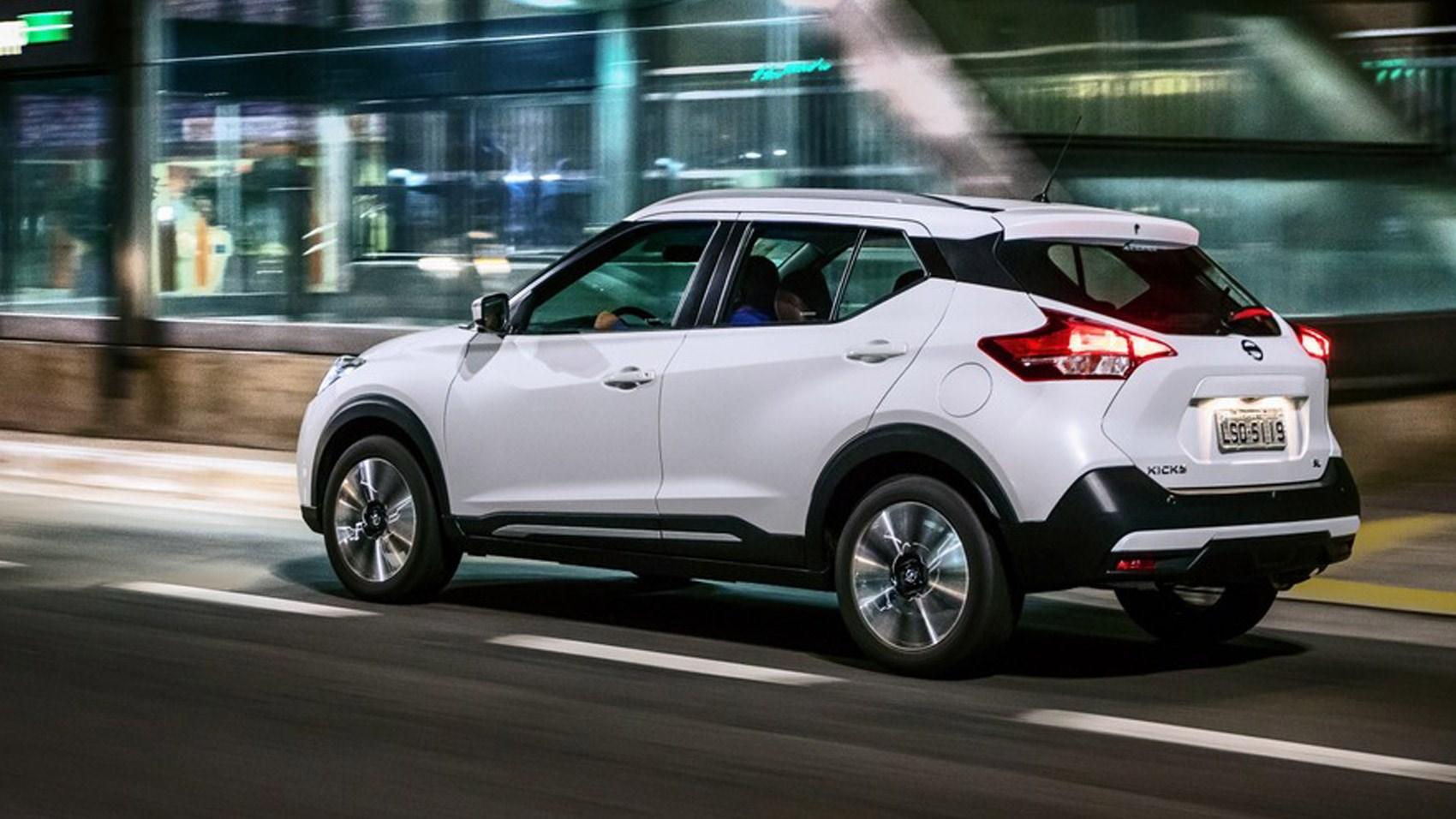 Nissan Kicks SL 1.6 16v (2016) review by CAR Magazine