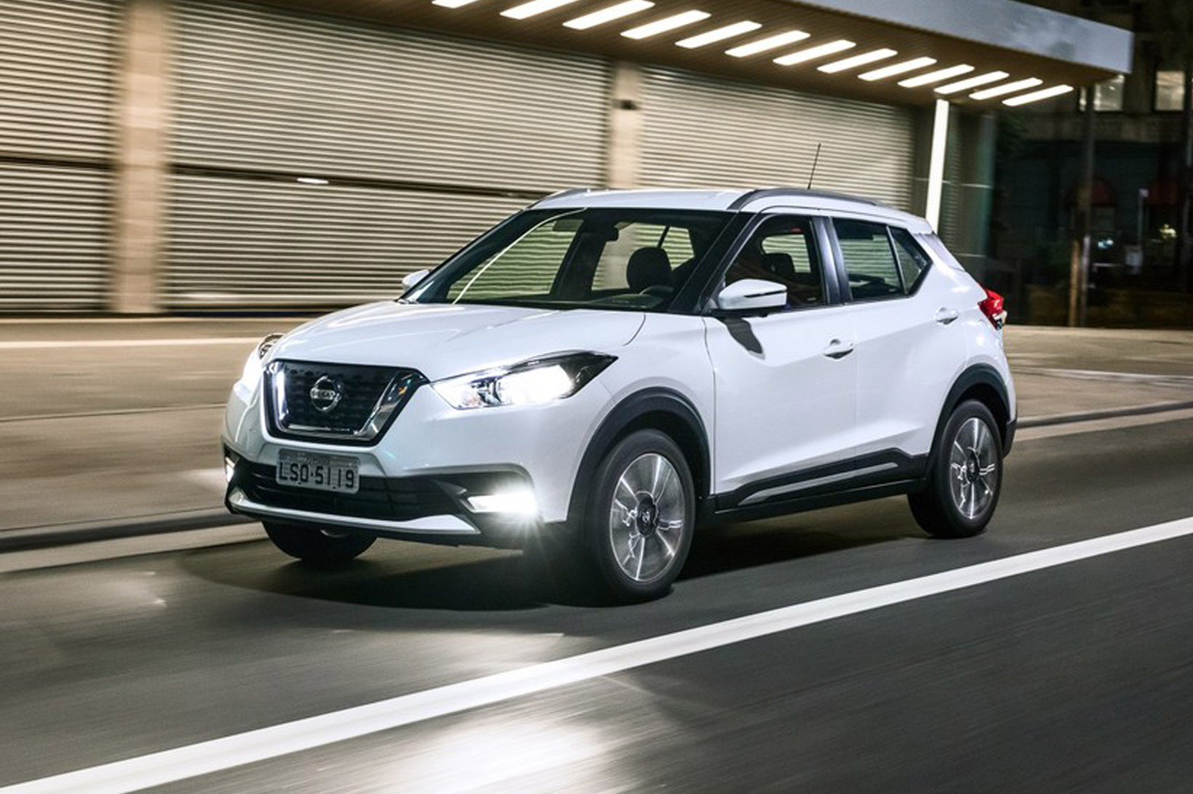 Nissan Kicks Sl 1 6 16v 2016 Review By Car Magazine