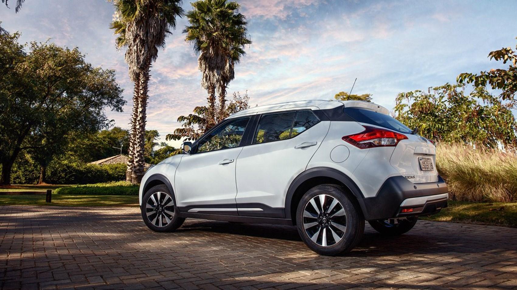 Nissan Kicks SL 1.6 16v (2016) review | CAR Magazine
