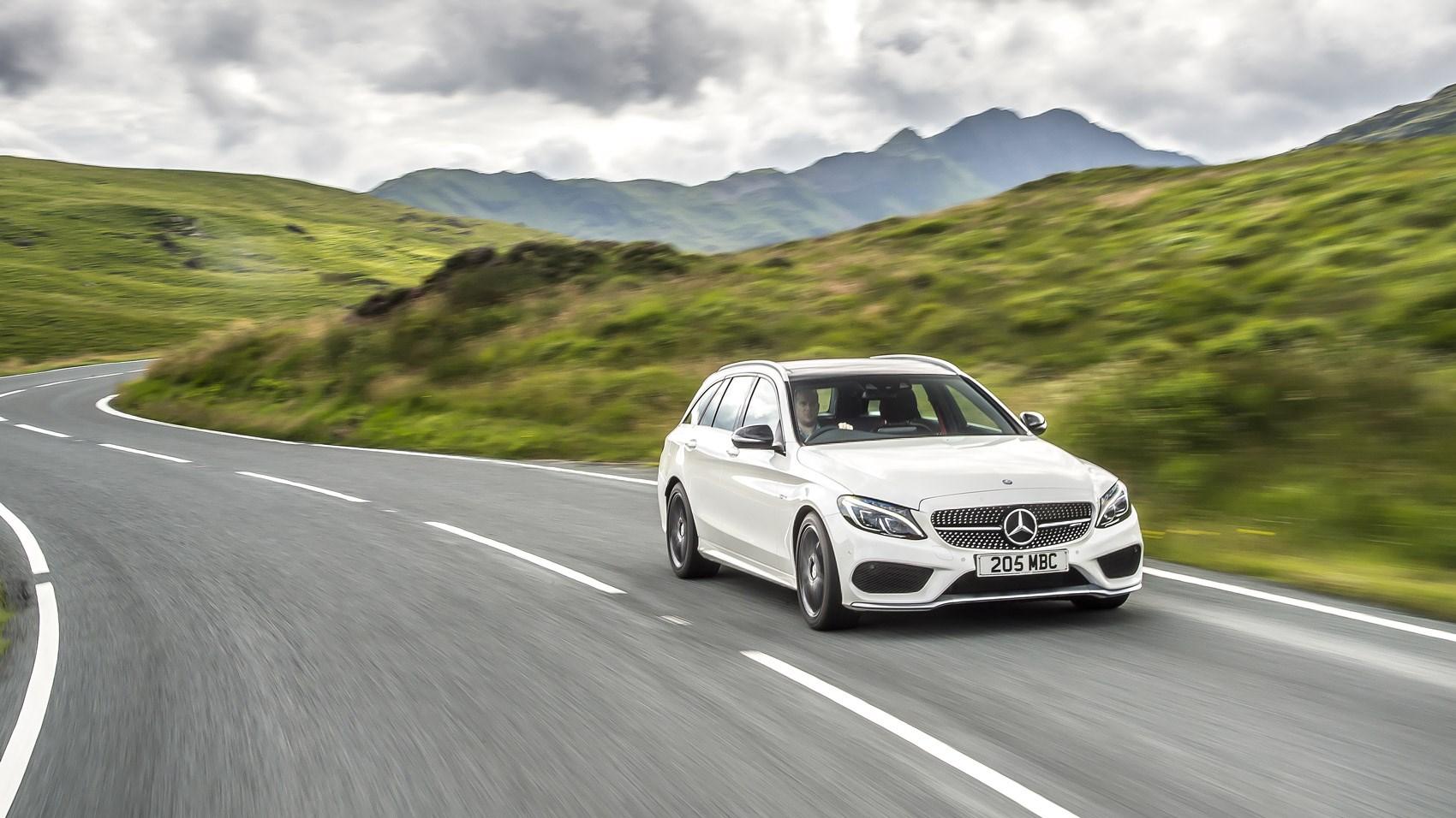Mercedes Benz Lease Deals 0 Down >> Mercedes-AMG C43 4Matic Estate (2016) review by CAR Magazine