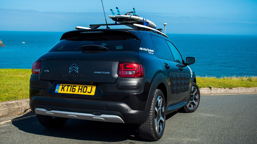 Citroen C4 Cactus Rip Curl Edition 2016 Review Car Magazine