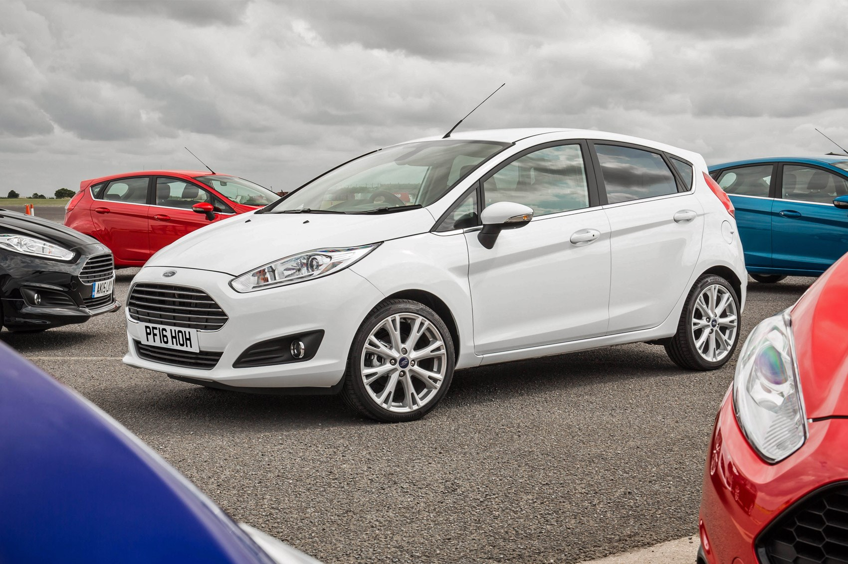 new ford fiesta price hike hits home no more four figure fun car magazine. Black Bedroom Furniture Sets. Home Design Ideas