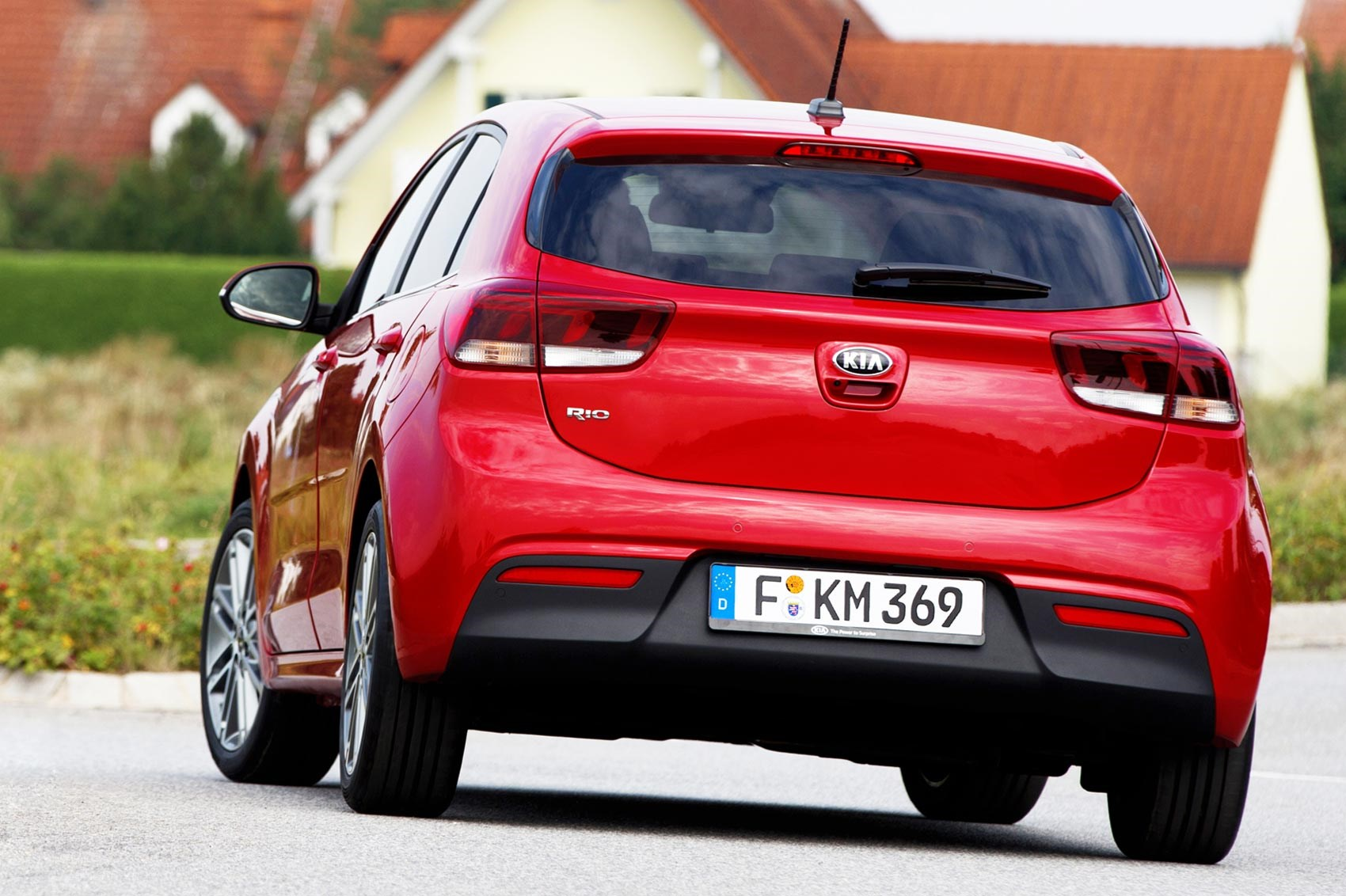 New Kia Rio Revealed Latest On Kia S Upcoming Fiesta