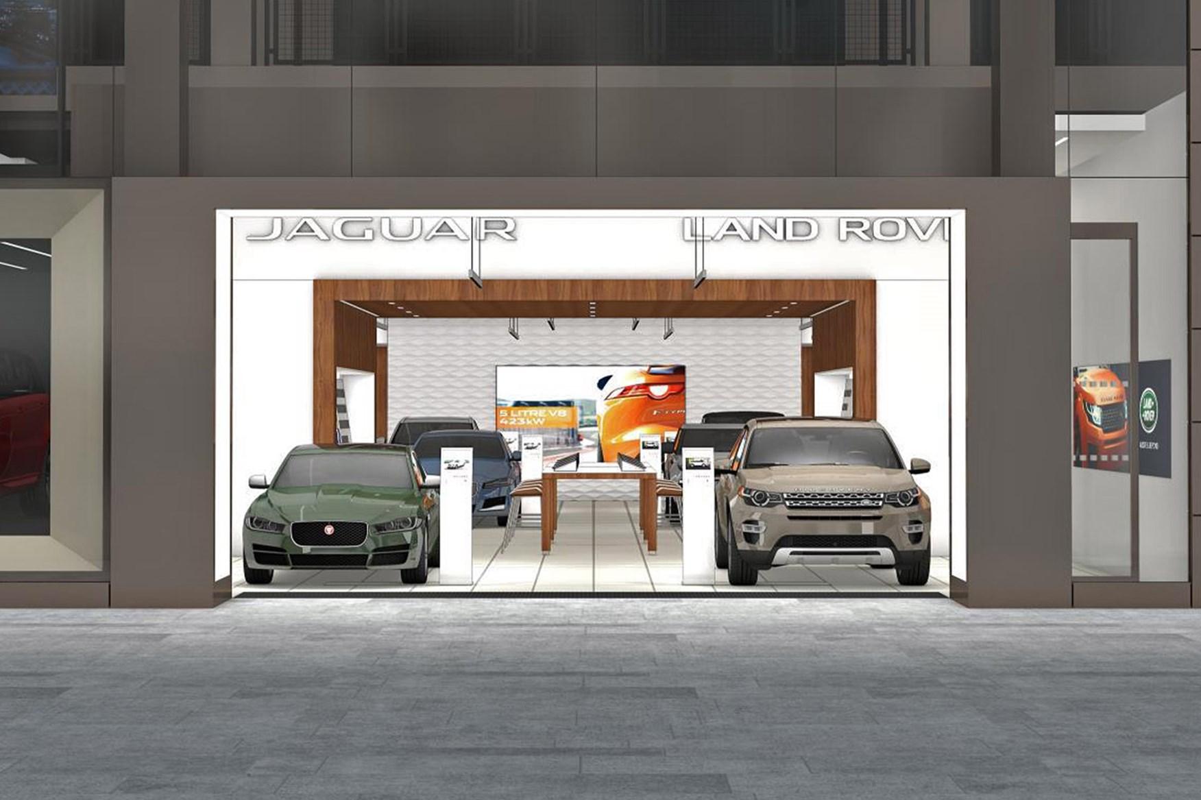 Add To Basket Jaguar Land Rover To Offer Online Sales