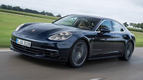 Porsche Panamera 4S >> Porsche Panamera 4s Diesel 2016 Review Car Magazine