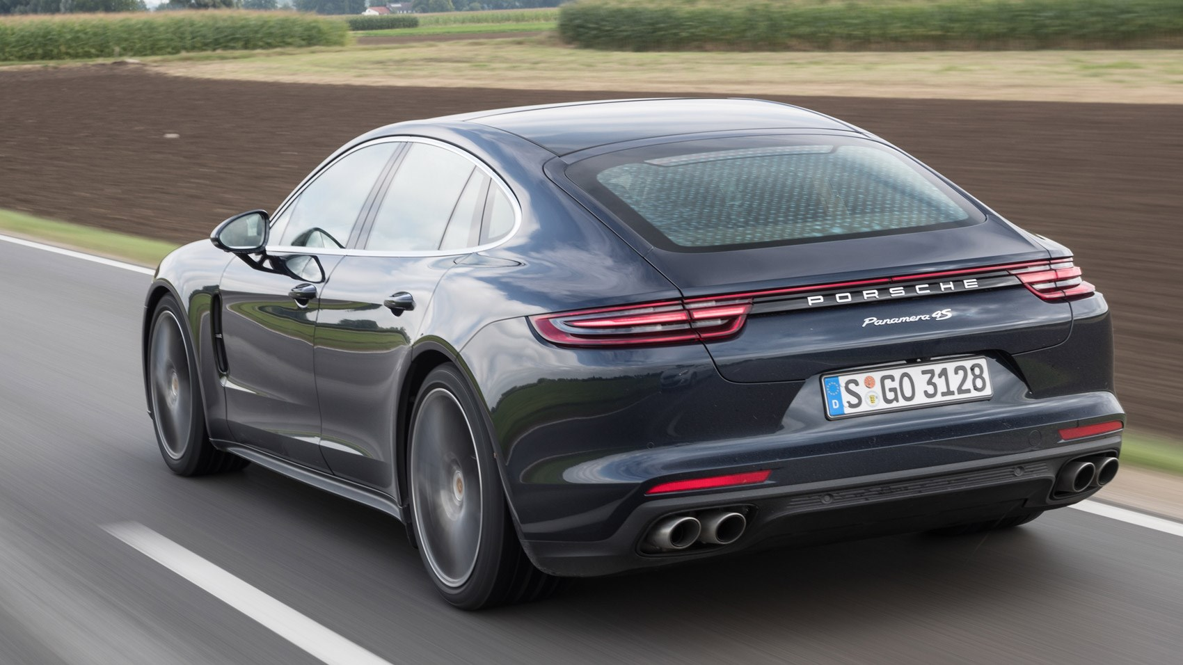 Porsche Panamera 4s Diesel 2016 Review Car Magazine