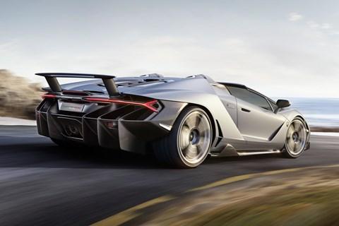 2016 Lamborghini Centenario Roadster