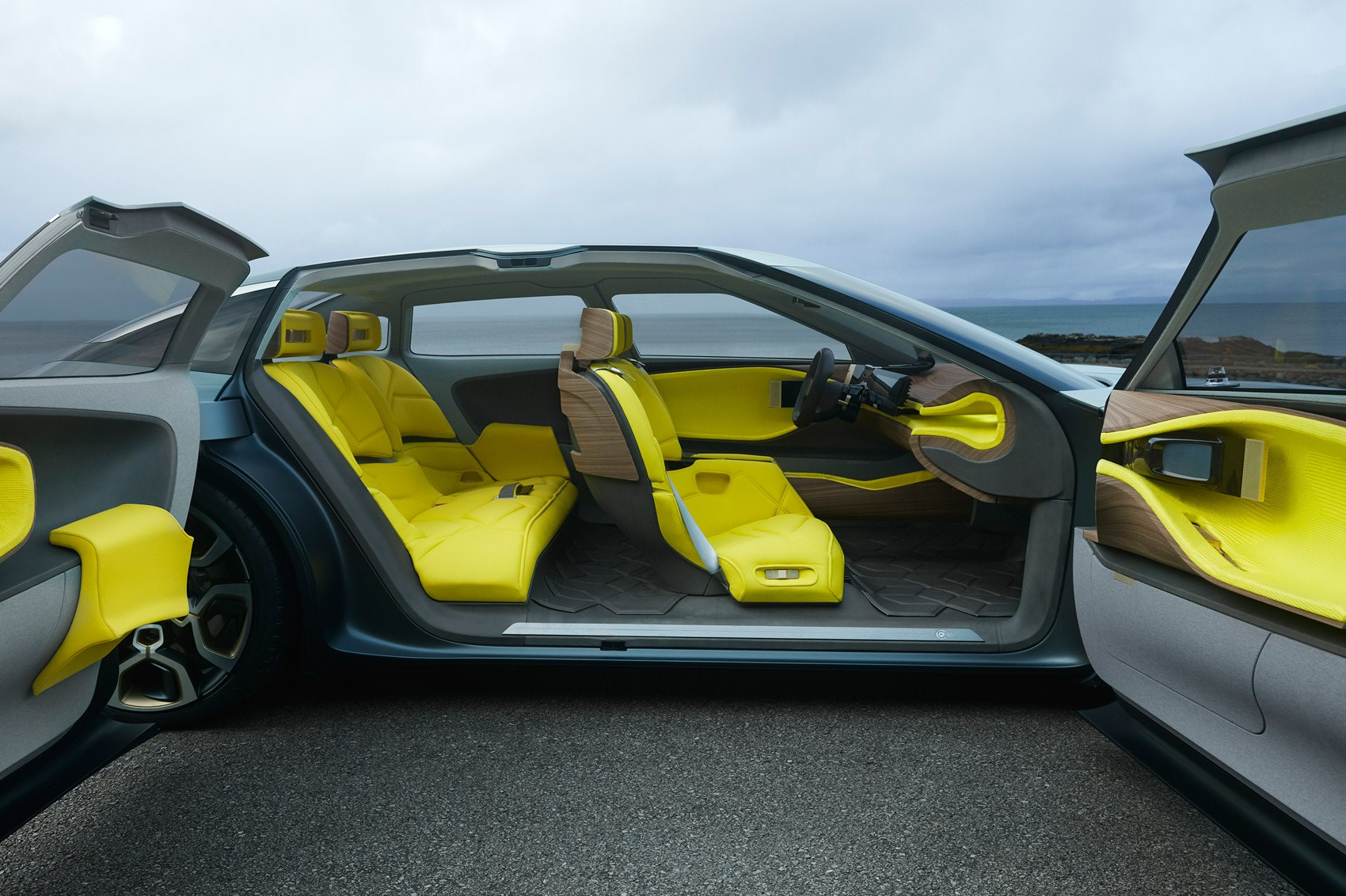 Just Build It Citroen Unveils Cxperience Concept By Car