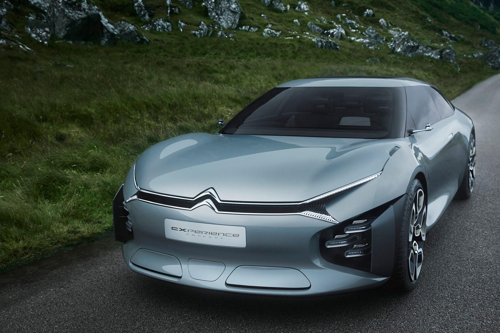 just build it citroen unveils cxperience concept car. Black Bedroom Furniture Sets. Home Design Ideas