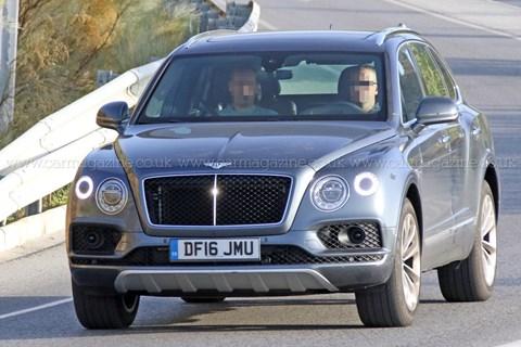 2016 Bentley Bentayga Diesel