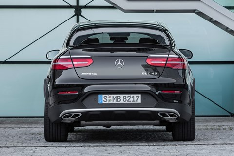 2016 Mercedes-AMG GLC 43 4Matic Coupe