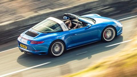 2021 Porsche 911 Targa Updated